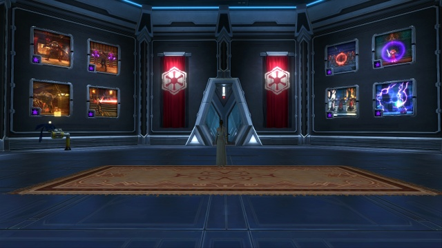 Dromund Kaas decorating