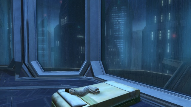 Dromund Kaas sleep emote