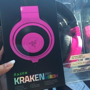 Razer Kraken Pro Neon