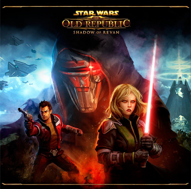 SWTOR Expansion 3.0 Shadow of Revan