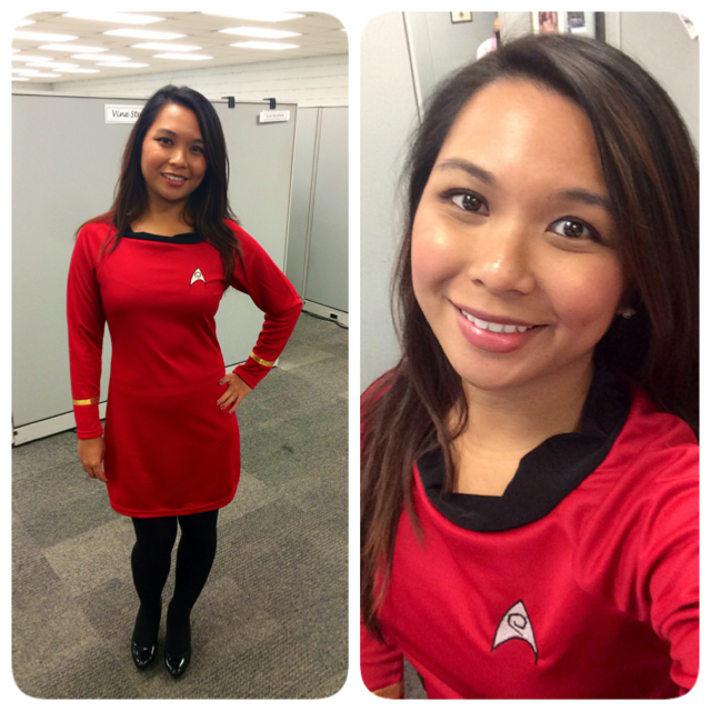 Uhura Costume (Star Trek)