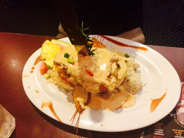 Hash House a Go Go food