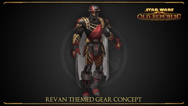 SWTOR_RevanThemedGearConcept
